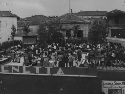 RIMINI, Sede PCI Viserba della Soc. Coop. ricreativa culturale Gramsci (Via Burnazzi 3)
