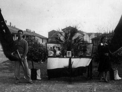 """""""Eccidio proletario"""", 22 marzo 1950"""