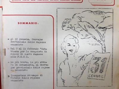 Federazione giovanile comunista italiana – FGCI di Ravenna