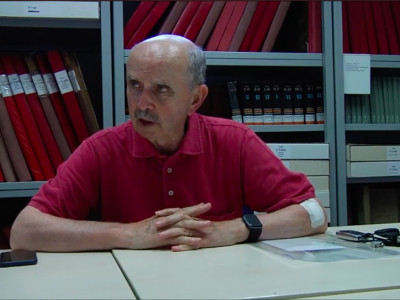 Videointervista di Lanfranco Turci