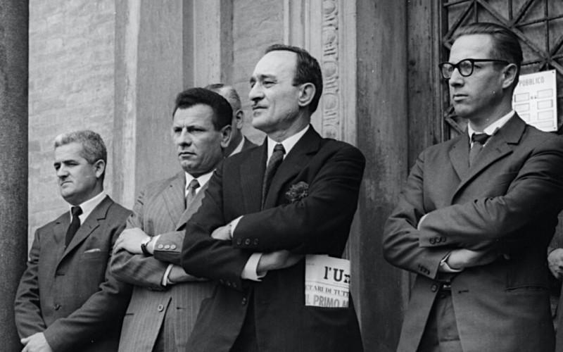 Cippo in ricordo di Ernesto Cattani, Campogalliano