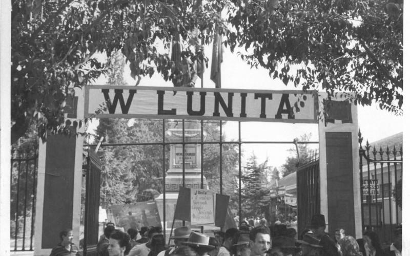 Feste de l'Unità, Giardini Pubblici, Modena