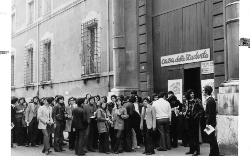 Casa dello Studente, Ravenna