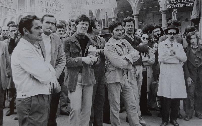 Faenza, uccisione di Adriano Salvini