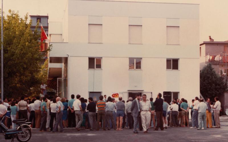 RIMINI, Sede Federazione PCI (Via Sacconi)