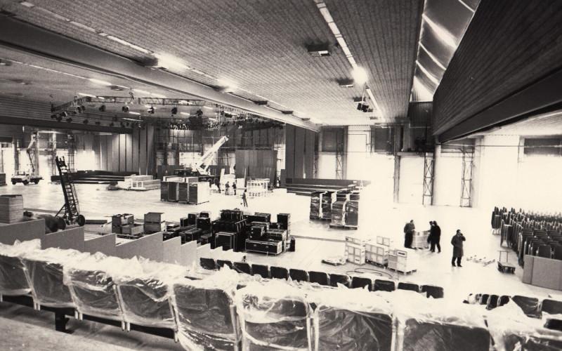 RIMINI, Vecchia Fiera. XX° e ultimo Congresso PCI