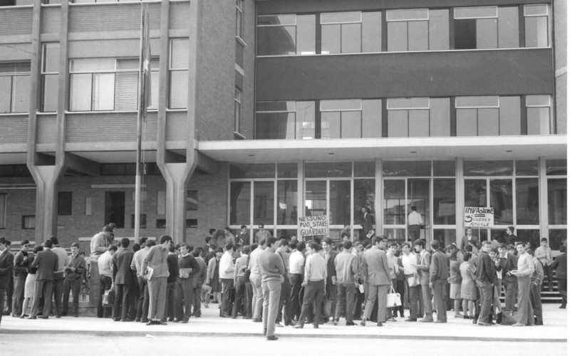 Istituto Tecnico Provinciale Fermi