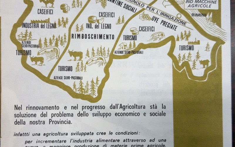 Partito comunista italiano – PCI.  Federazione provinciale di Forlì