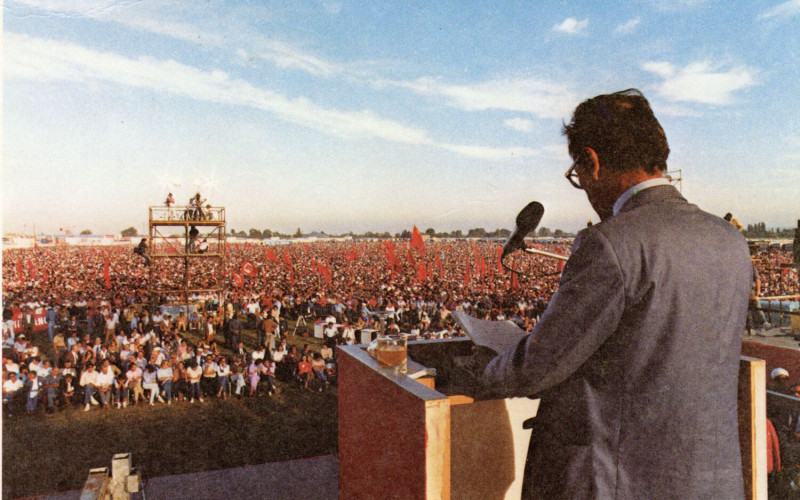 Partito comunista italiano – PCI.  Federazione provinciale di Reggio Emilia