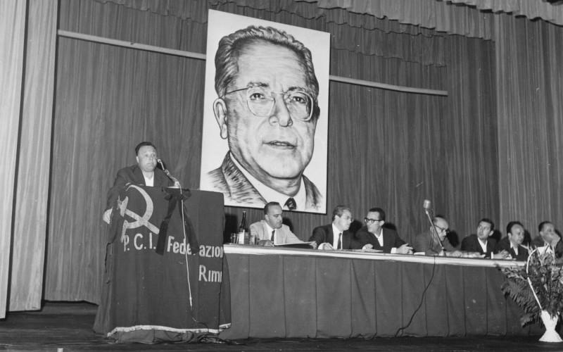 Partito comunista italiano  – PCI.  Federazione provinciale di Rimini
